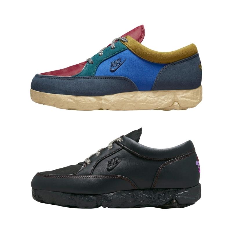 ナイキ ビードゥーウィン ベドウィン Nike-BE-DO-WIN-Black-Off-Noir-Hyper-Royal-image