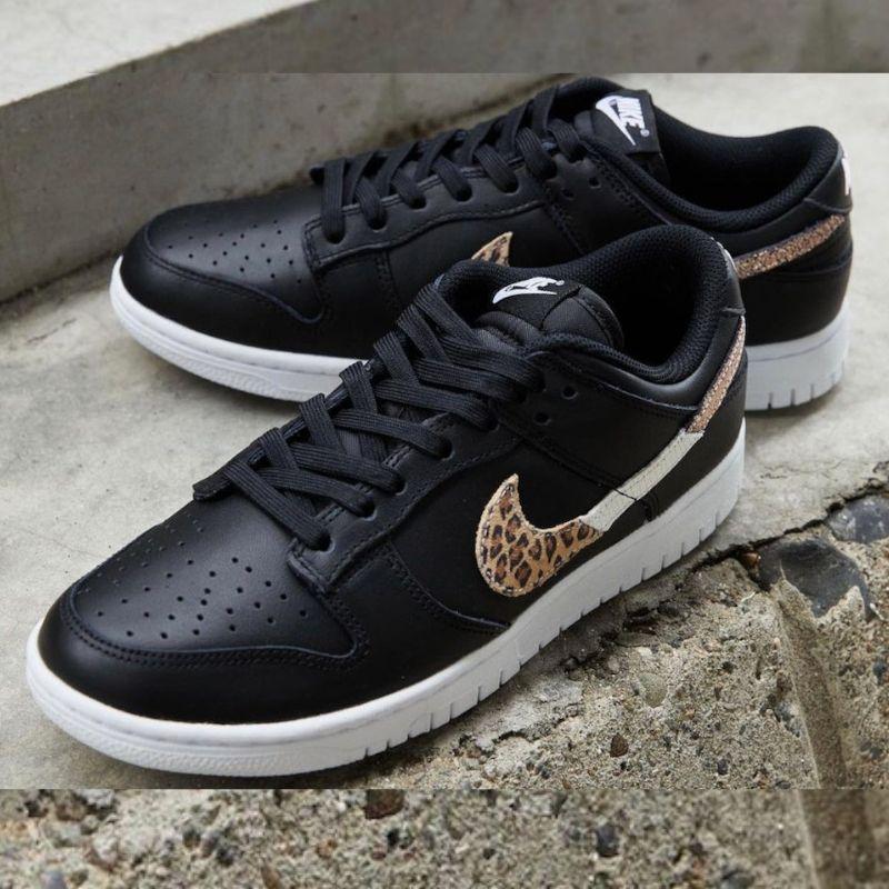 Nike-Dunk-Low-Leopard-DD7099-001 detail eyecatch