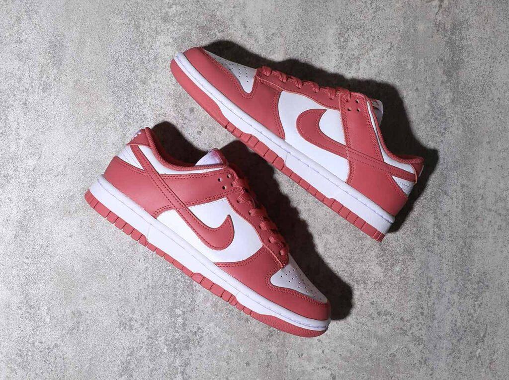 """9月18日,10月1日,11日,15日発売【Nike WMNS Dunk Low """"Archeo Pink""""】とびきりキュートなピンクのダンクが登場!"""