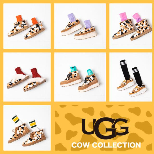 atmos × UGG Cow Collection atmos-ugg-cow-collection-eyecatch