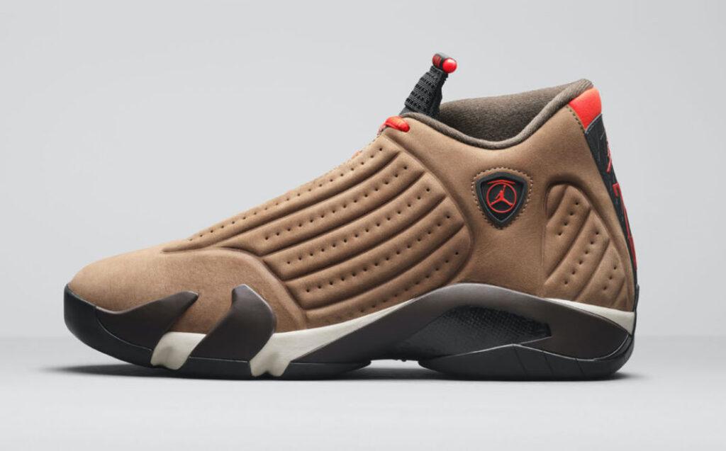 """10月16日海外発売【Nike Air Jordan 14 """"Winterized""""】冬仕様にアップグレードされたエアジョーダン14"""