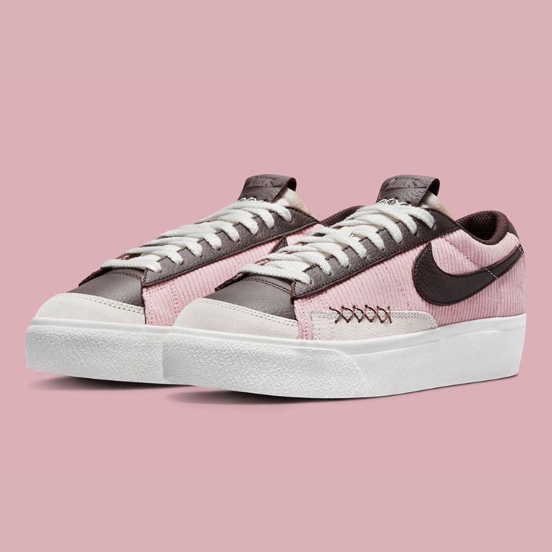 2021年発売【Nike Blazer Low Platform】