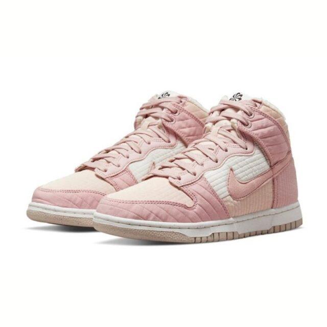 "nike-dunk-high-toasty-pink-sail-dn9909-200 ナイキ ダンク ハイ ""トースティー"" ピンクDN9909-200 main"