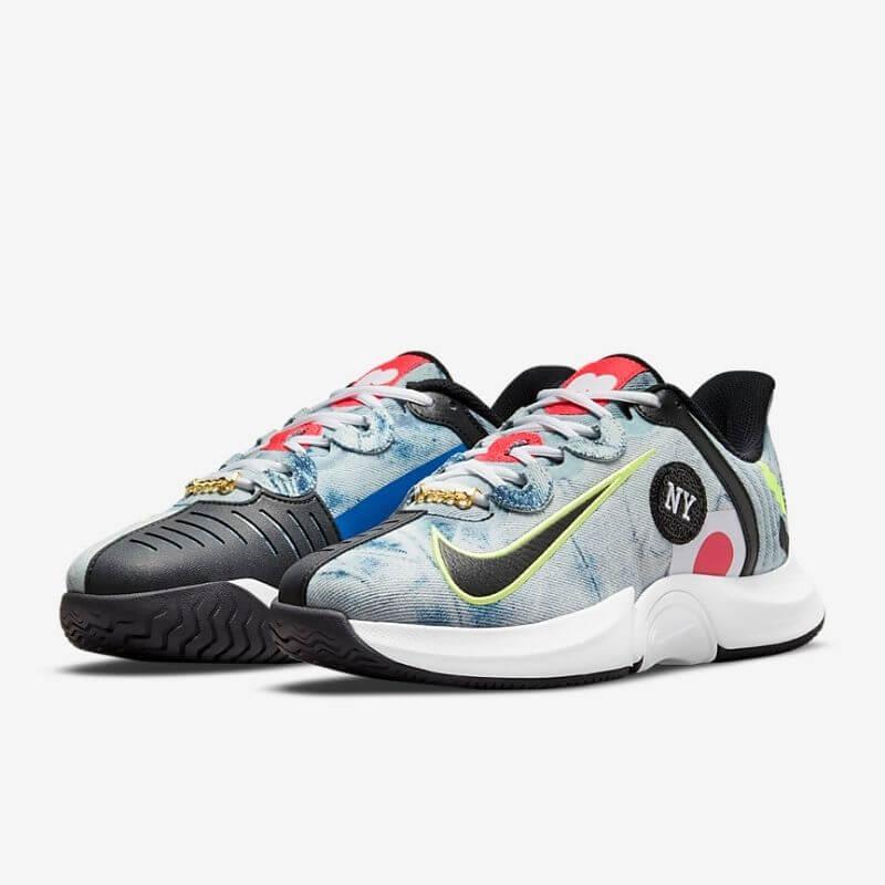 発売中【WMNS Nike Court Air Zoom GP Turbo 大坂なおみ】自身のルーツをデザインに表現した注目のテニスシューズ