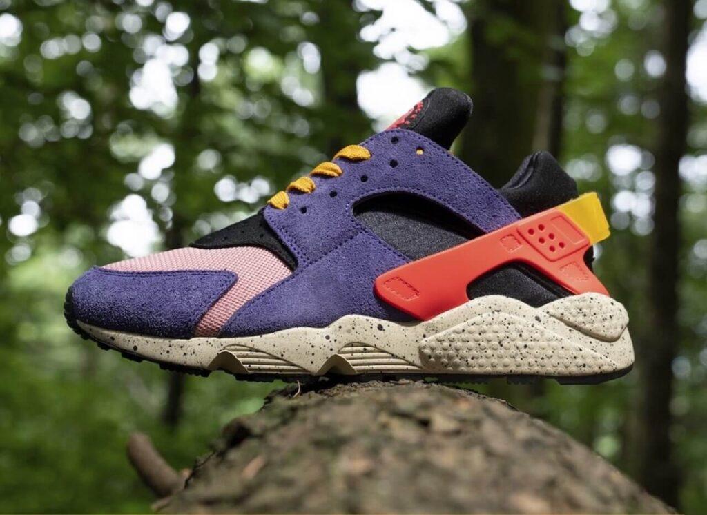 """9月17日海外発売【size? × Nike Air Huarache """"Terra ACG""""】90年代に人気だったAir Terraの代表的カラーをハラチに落とし込んだ注目作!"""