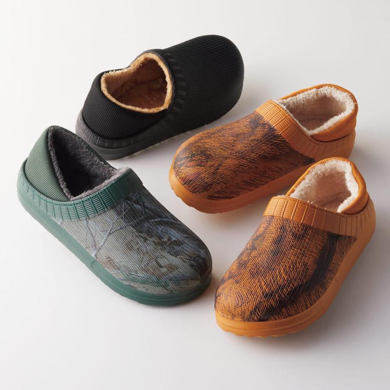 新作!裏ボア2WAYサボサンダル workman_2way_sabo_sandal_winter_shoes_2021