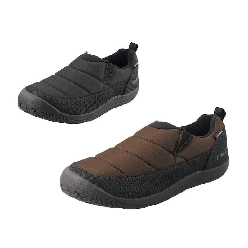 防炎加工のキャンパスモック workman_fire-protection_camper_moc_shoes_2021