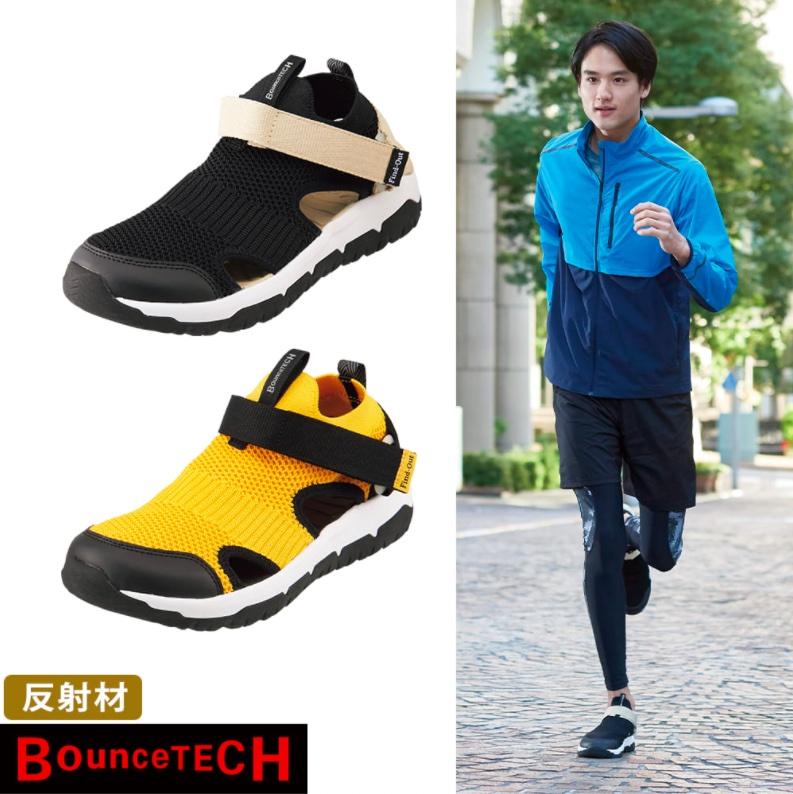 走れるJOGサンダル workman_running shoes_fo121
