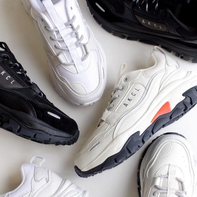 アキクラシック 韓国 プチプラ スニーカー 人気 おすすめ Akiiiclassic Korean Sneaker Brand Urban Tracker