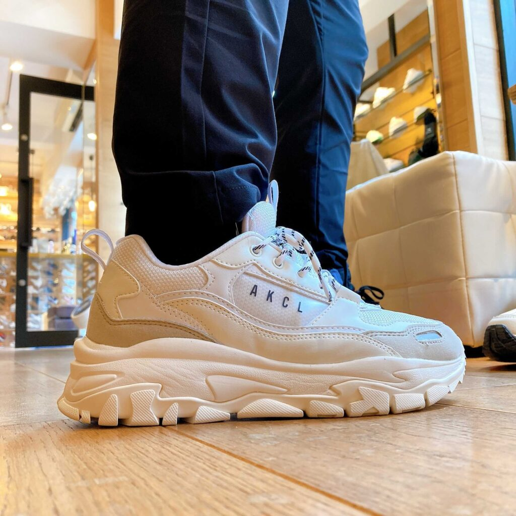 アキクラシック 韓国 スニーカー ブランド 人気 おすすめ Akiiiclassic Korean Sneakers how to choose your size