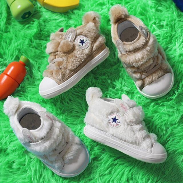 コンバース ベビー シューズ うさぎ Converse Baby All Star N Minirabbits V-1 square