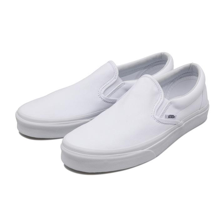VANS CLASSIC SLIP-ON_ VN-0EYEW00 TRUE WHITE