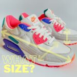 air max guide to know your own size